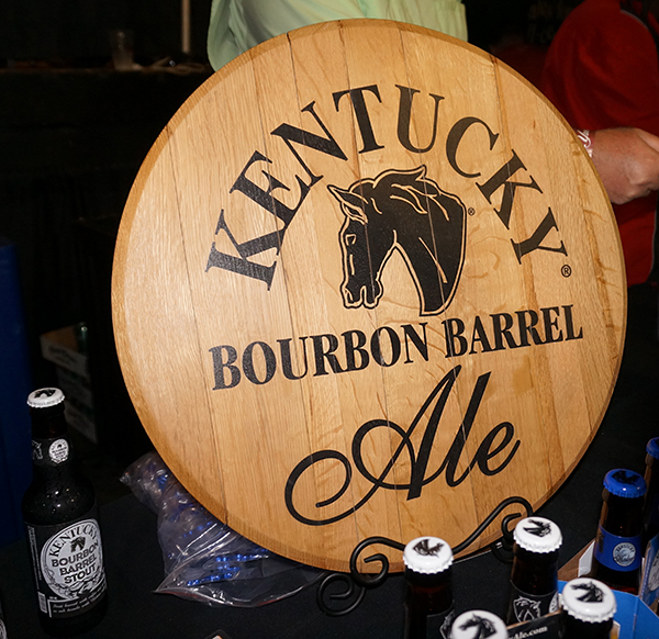 Alltech Kentucky Bourbon Ale Sign