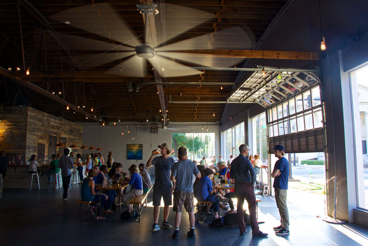 Creature Comforts Taproom