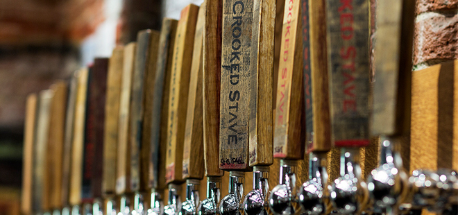 Crooked Stave Taps