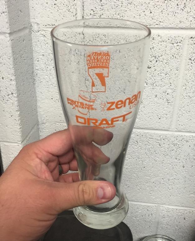 Rare Beer Tasting Glassware