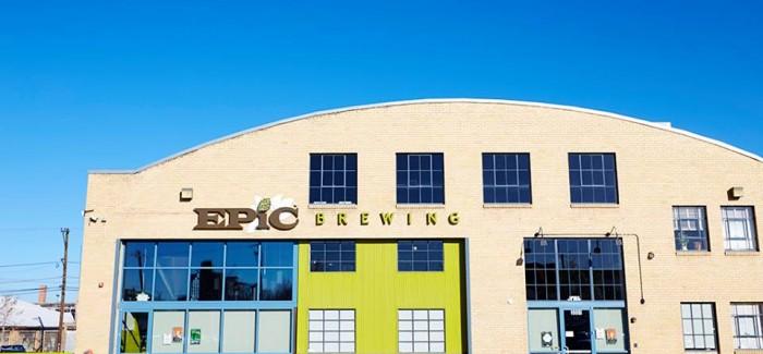 Brewery Showcase | Epic Brewing Company Denver