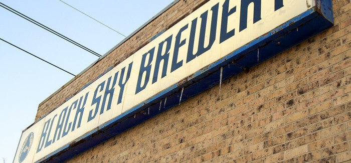 The Brewtography Project | Black Sky Brewery