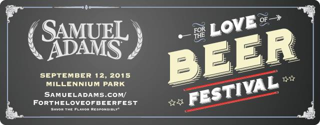 Event Preview | Samuel Adams' For the Love of Beer Fest