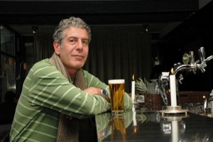 Anthony Bourdain, Photo from littleutopiamag.com