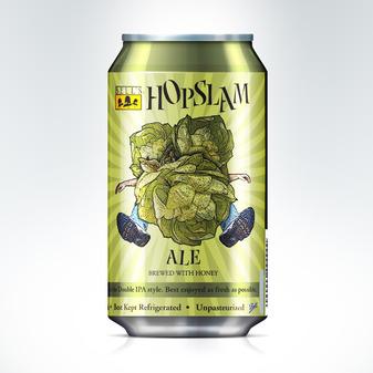 Hopslam Cans