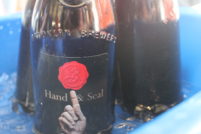 Hand and Seal