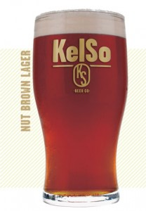 KelSo Nut Brown Lager