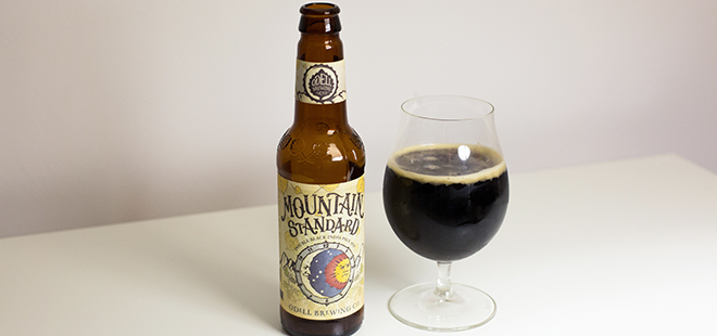 Odell Brewing Co. | Mountain Standard Double Black IPA