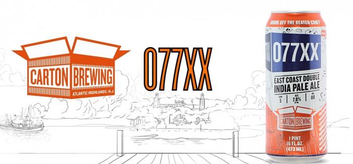 Carton Brewing 077XX
