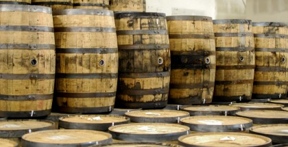 Behinds the Scenes at Rocky Mountain Barrel Company | PorchDrinking.com