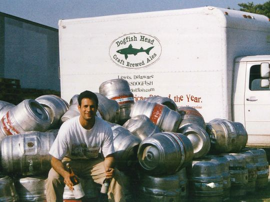 DogFish Head Sells Stake
