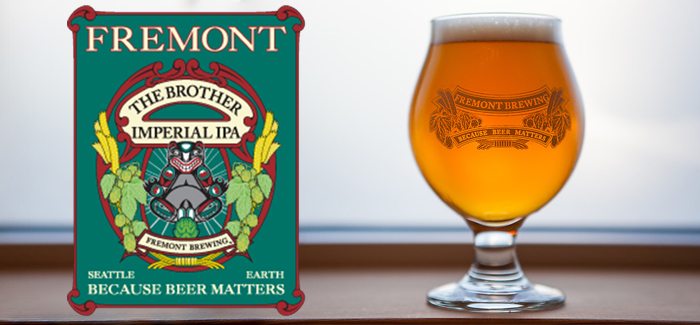 Fremont The Brother DIPA