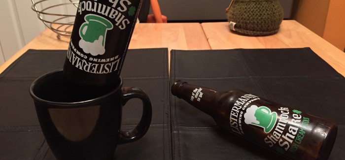 Listermann Brewing Co. | Shamrock Shake