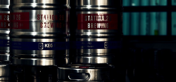 The Brewtography Project | Station 26 Brewing Co.