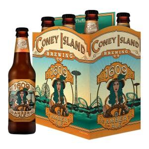 Coney Island 1609 Amber Ale