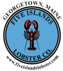 Logo for Five Island Lobster Co.