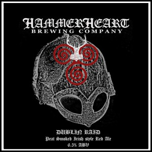 Hammerheart Dublin Raid Irish Red