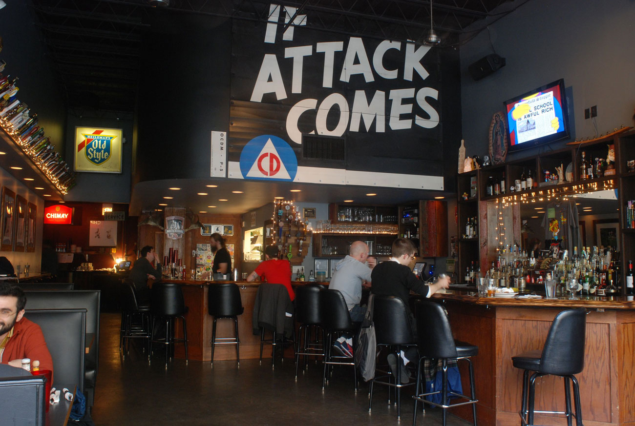 Northdown Cafe And Taproom Chicago Il