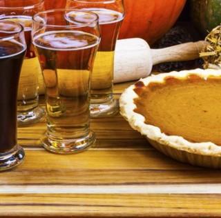 Thanksgiving Beer Pairing