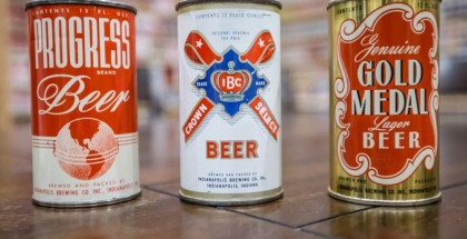 Indiana Beer Can collectors