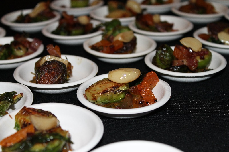 Caramelized Brussels Sprouts from Zeal - dbb - Mmmixer - 11-20-15