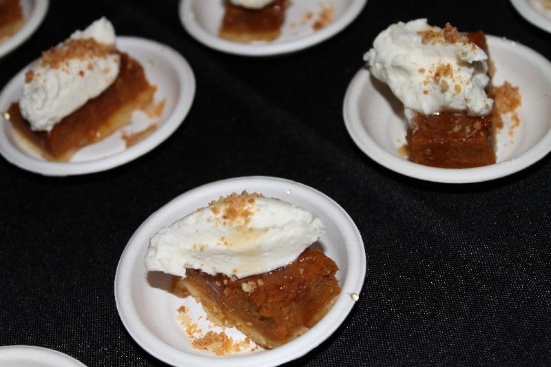 Maple Bourbon Pumpkin Pie Bites - Mmmixer - dbb - 11-20-15