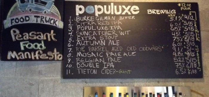 Populuxe Brewing | Autumn Ale