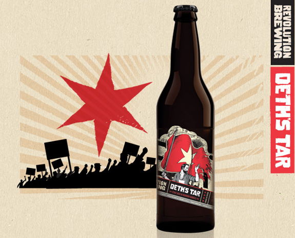 16 Star Wars Themed Beer Names Revolution Deth's Star