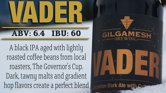 16 Star Wars Themed Beer Names Gilgamesh Brewing Vader