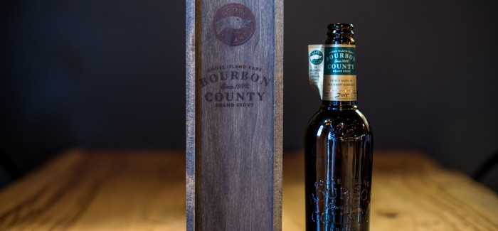 The Story Behind 2015 Goose Island BCBS Rare