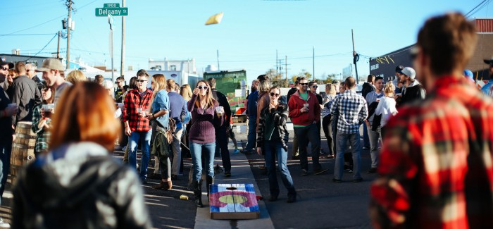 Event Recap | Mockery Brewing's 1st Anniversary Block Party