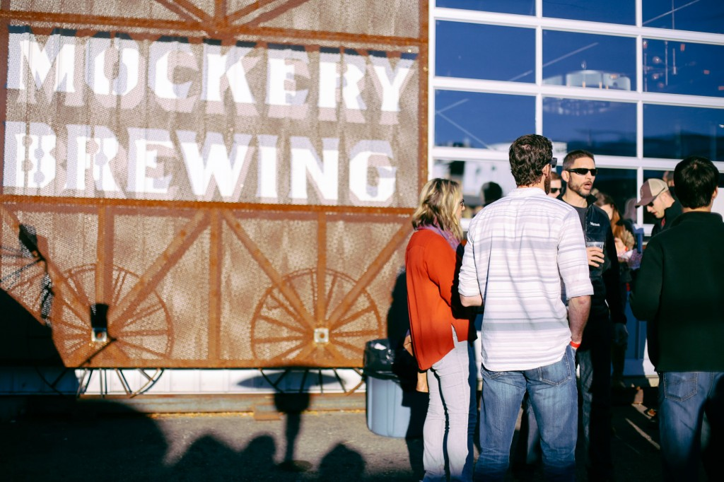 Mockery Brewing 1st Anniversary