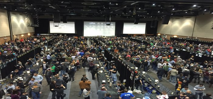 Event Recap | 2015 Festival of Barrel Aged Beers (FoBAB)