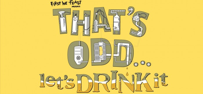 Sam Calagione's That's Odd Let's Drink It with Chris Bosh