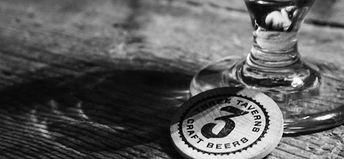 Three Taverns Craft Beers | 2015 Bourbon Barrel Aged Feest Noel Holiday Party Release