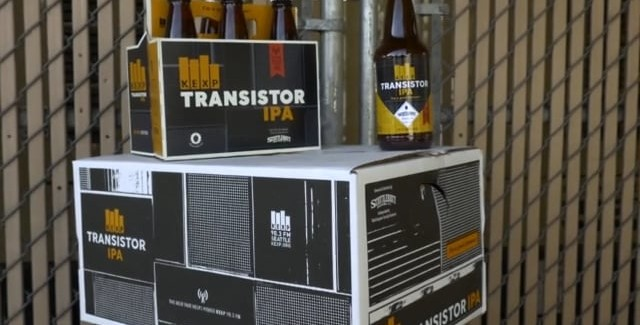 Scuttlebutt Brewing Company | KEXP Transistor IPA