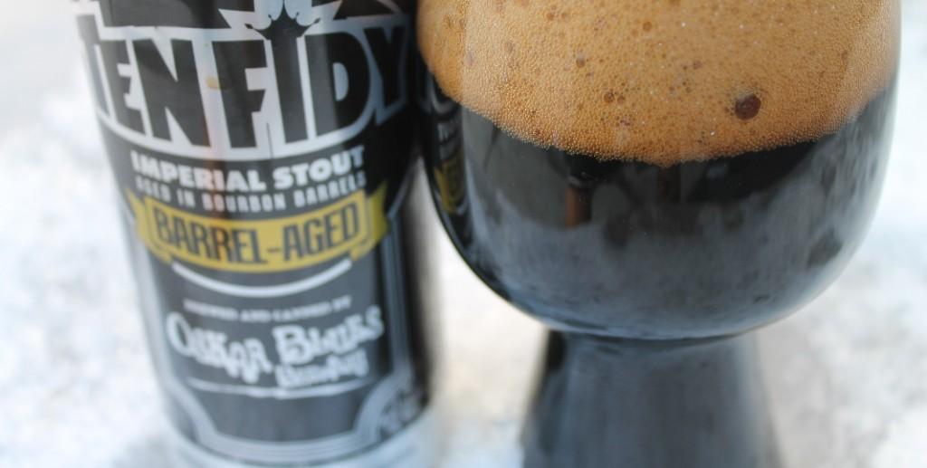 Barrel-Aged Ten Fidy