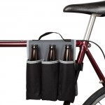 Beer Gear 6-pack bike carrier