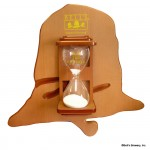 Bells Wallmount Hourglass