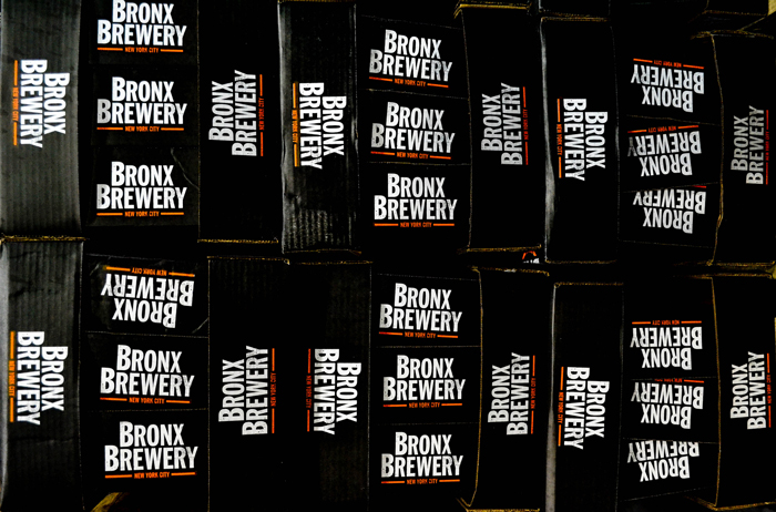 The Bronx Brewery Boxed