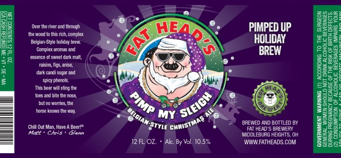 Fat Head's Brewery | Pimp My Sleigh