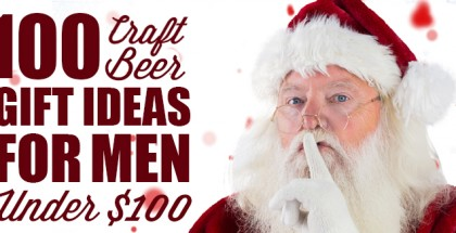 100 Craft Beer Gift Ideas For Men