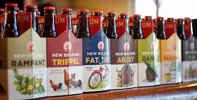 New Belgium Beer