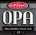 Choc Oklahoma Pale Ale