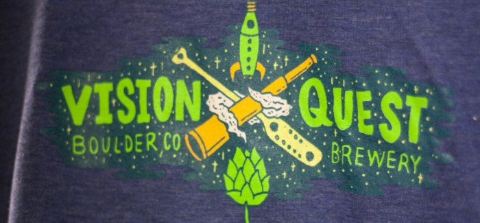 Brewery Showcase | Vision Quest Brewery (Boulder, CO)