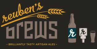 Reuben's Brews Robust Porter