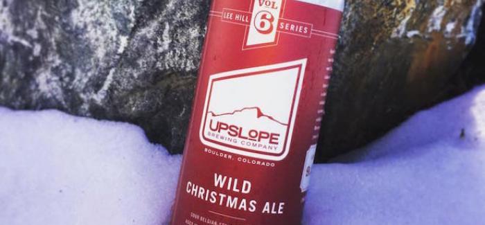 Upslope Brewing Company Wild Christmas Ale