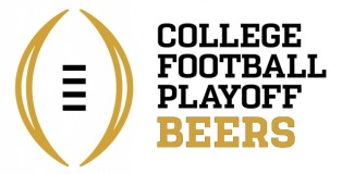 College Football Playoff Beers Logo