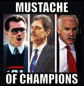 coach mustaches