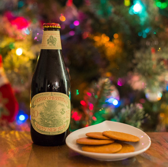 Anchor Christmas Ale 2015